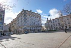 St Etienne Frankrike royaltyfri bild