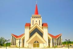 St. Eugene de Mazenod Church Royalty Free Stock Images