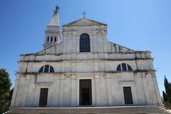 St. Euphemia church royalty free stock photography