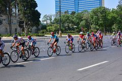 1st European Games, Baku, Azerbaijan Royalty Free Stock Image