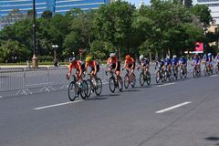 1st European Games, Baku, Azerbaijan Royalty Free Stock Images