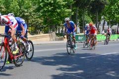 1st European Games, Baku, Azerbaijan Royalty Free Stock Photo