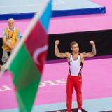 1st European Games Stock Photo