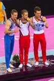 1st European Games Royalty Free Stock Photo