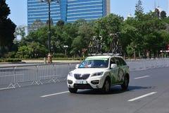 1st europeiska lekar, Baku, Azerbajdzjan Arkivfoton