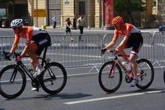1st europeiska lekar, Baku, Azerbajdzjan Royaltyfria Foton