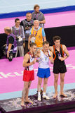 1st Europese Spelen Royalty-vrije Stock Afbeeldingen