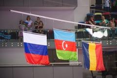 1st Europese Spelen Royalty-vrije Stock Fotografie