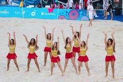 1st Europese Spelen Stock Fotografie