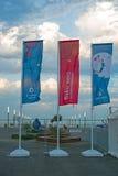 1st Europese Spelen Stock Foto