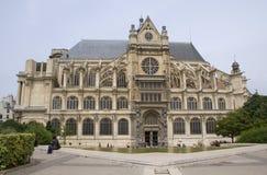 St. eustach church in paris Stock Photo