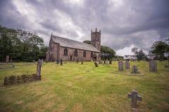 St Eustachius Church - Tavistock, England, UK Royalty Free Stock Images