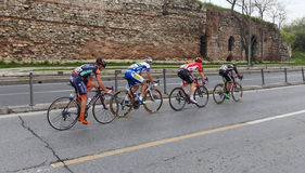 51st excursão presidencial do ciclismo de Turquia Fotografia de Stock Royalty Free