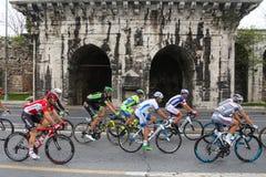 51st excursão presidencial do ciclismo de Turquia Fotos de Stock