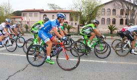 51st excursão presidencial do ciclismo de Turquia Fotos de Stock Royalty Free