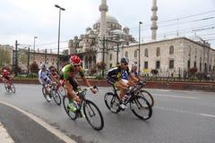51st excursão presidencial do ciclismo de Turquia Fotografia de Stock