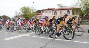 51st excursão presidencial do ciclismo de Turquia Foto de Stock Royalty Free
