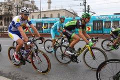 51st excursão presidencial do ciclismo de Turquia Imagem de Stock Royalty Free