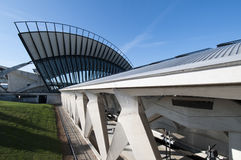 St Exupery Airport Stock Image