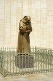 St-fältpräst Pio Royaltyfri Fotografi