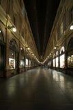st för bruxelles galeriehubert royale Arkivbilder