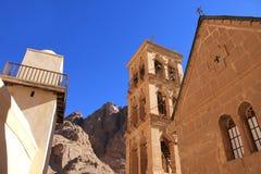 st för catherine kloster s Arkivbilder