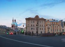 st för domkyrkacupolaisaac petersburg russia s saint royaltyfri foto