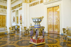 st för museumpetersburg ryss Royaltyfri Fotografi