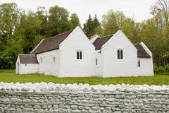 St Fagans: Museo nazionale di storia Fotografia Stock