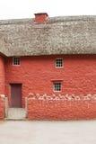 St Fagans: Museo nazionale di storia Fotografia Stock Libera da Diritti