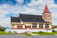 St Faith's Anglican Church in Rotorua - New Zealand Stock Images