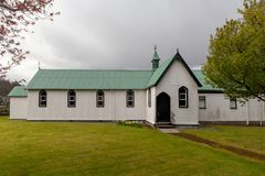 St Fillan教会在Killin,斯特灵,苏格兰 免版税图库摄影