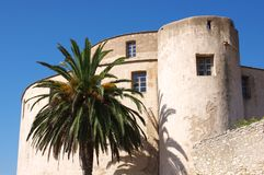 St florent citadel Stock Images