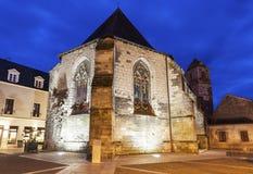 St Florentin Church in Amboise Stock Fotografie