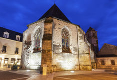 St. Florentin Church in Amboise Stock Photography