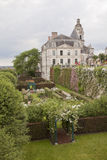 St. Florentin church. Amboise, Valley of Loire, France Royalty Free Stock Photography