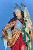 St. Florian patron saint. Of firefighters and paramedics Stock Images