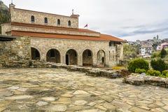 St forty martyrs church. Veliko tarnovo, Bulgaria stock photos