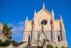 St Francesco Cathedral of Gaeta, Italy Stock Image