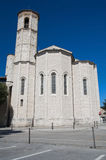 St. Francesco Church. Gubbio. Umbria. Royalty Free Stock Image