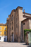 St. Francesco del Prato Church. Parma. Emilia-Romagna. Italy. Royalty Free Stock Image
