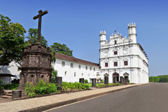 St. Francis of Assisi. Church of St. Francis of Assisi, old Goa, India Stock Images