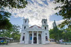 St Francis of Assisi Church Balamban Cebu Philippines Stock Images