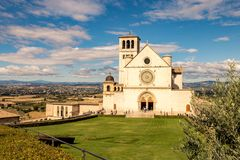 St. Francis of Assisi Church royalty free stock photos