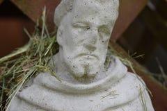 St Francis av Assisi, Italien Royaltyfri Fotografi
