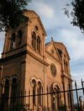 St Francis av den Assisi domkyrkabasilikan Royaltyfri Fotografi