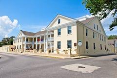 St Francis Barracks St Augustine Florida EUA Imagens de Stock Royalty Free