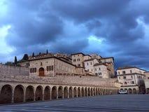 St Francis Basilica Fotos de archivo
