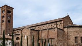 St Francis Basilica in Ravenna Royalty Free Stock Image