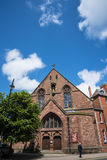 St Francis Catholic Church in Chester England stock foto
